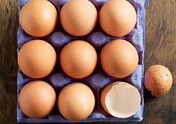 Čas vajec