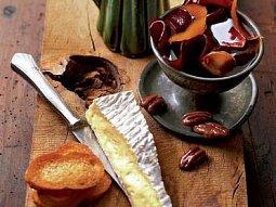Červená řepa s pekany v karamelu