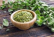 Semínkové krekry s bylinkami