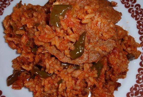 Zeleninové řízky v rýži - zapečené