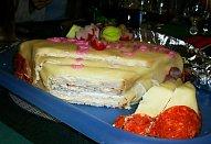 Sýrový dort II.