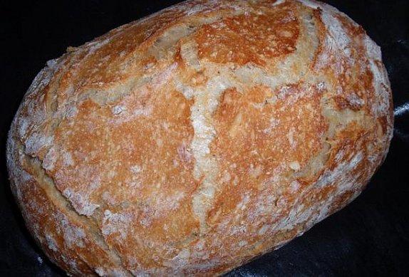 Domácí chléb podle Ládi Hrušky