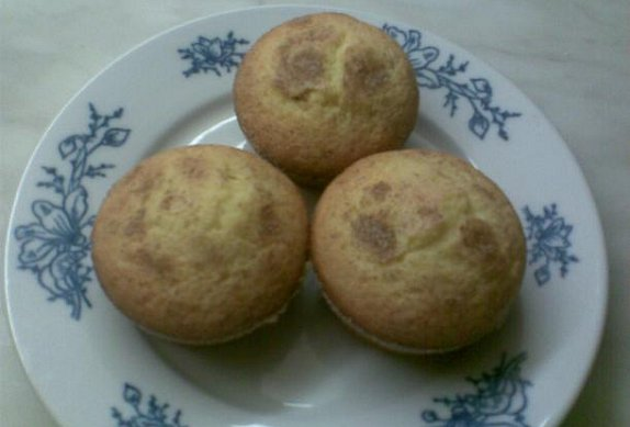 Muffinky citronové photo-0