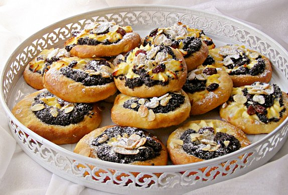 Smetanové koláčky