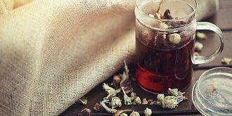 Bylinkový čaj s lípou a chmelem
