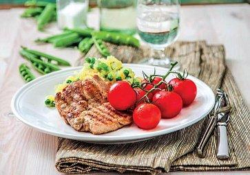 Rychlé zdravé večeře od pondělí do pátku