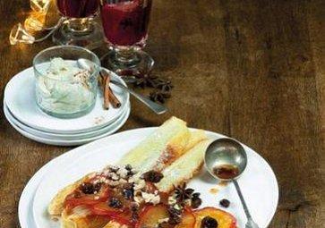 3 víkendové pokrmy: Kachní rillettes, kuře a jablečný závin