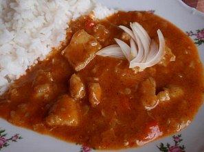 Jednoduchý rybí guláš - rychle a chutně