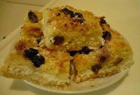 Sypaný koláč