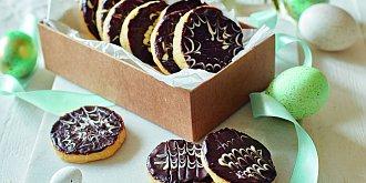Jihočeské hnětýnky s čokoládou