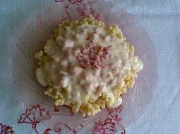 Sýrovo-šunkové těstoviny