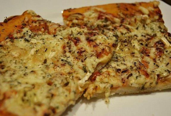 Pizza se sýrem