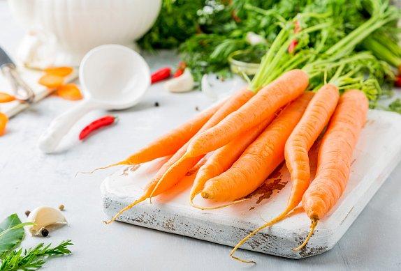 Chutná zeleninová polievka