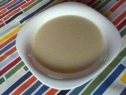 Chřestový krém - polévka