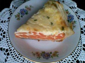 Slaný mrkvový koláč