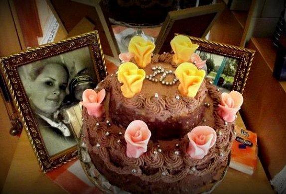 Krém na zdobení dortů photo-0