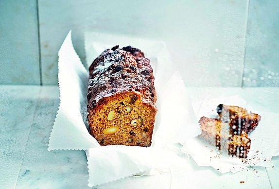 Ořechový biskupský chlebíček photo-0