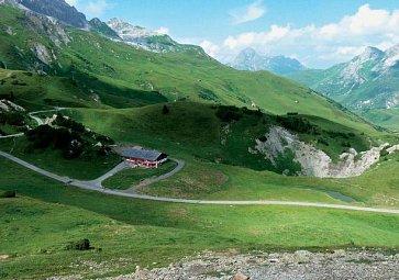 Vorarlbersko - rakouský kousek ráje