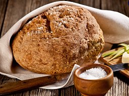 Irský soda chléb