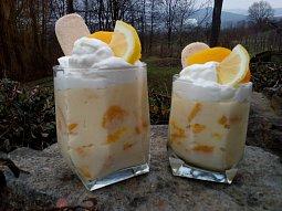 Citronové / pomerančové poháry