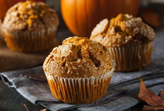 Dýňové muffiny photo-0