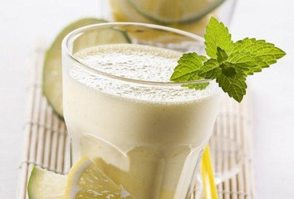 Vanilkový koktejl