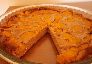 Tvarohový lehký koláč II.