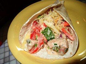 Zdravá tortilla
