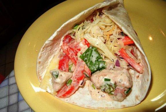 Zdravá tortilla photo-0