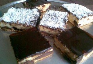 Cuketovo-čokoládový koláč
