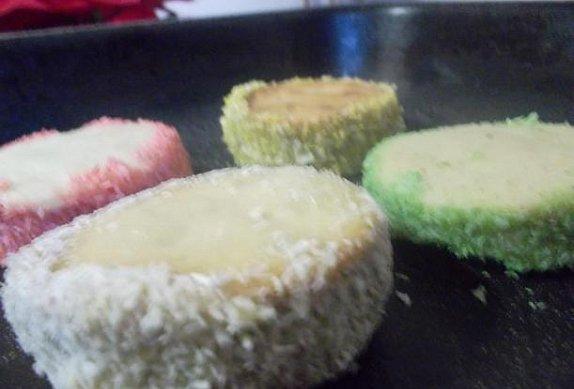 Máslovo - ořechové kolečka
