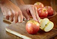 Jablečné / hruškové těstoviny