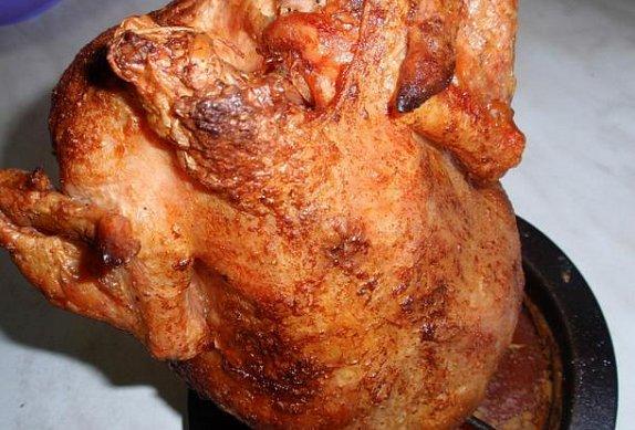 Kuře jako grilované photo-0