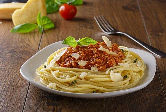Skvělé boloňské špagety