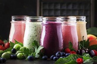 Mléčný koktejl, smoothies nebo shake – postup přípravy, suroviny a více variant receptu