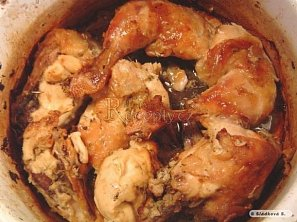 Arabské kuře