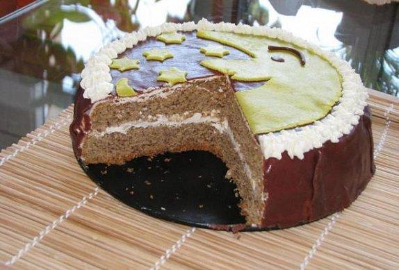 Výborný narozeninový dort