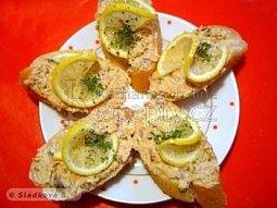Humrové chlebíčky