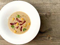 Petrželová polévka