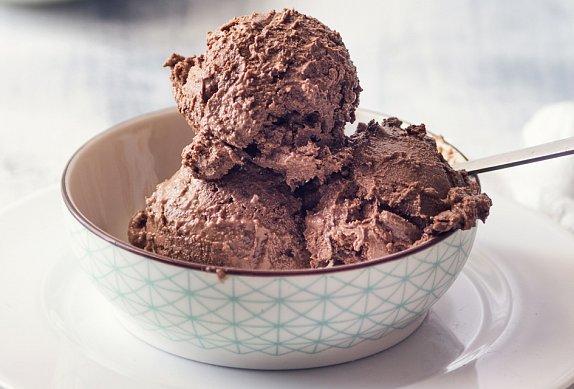 Veganská zmrzlina