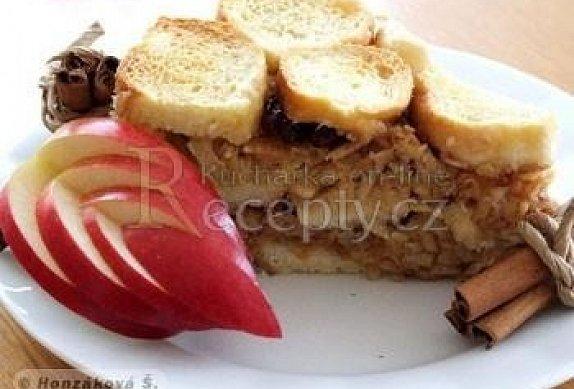Jablková žemlovka