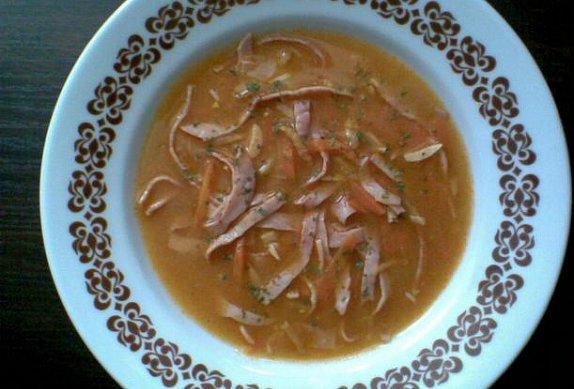 Debrecínská polévka