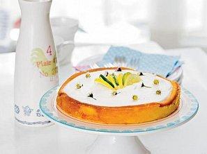 Citronový koláč dle časopisu F.O.O.D.