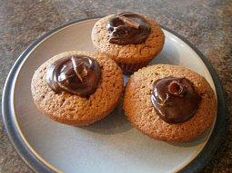 Mufin 3 čokolád