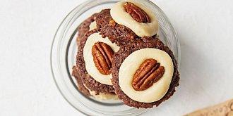 Pekanové sušenky