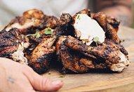 Grilované kuře a la parrilla