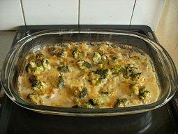 Medailonky s brokolicí a nivou