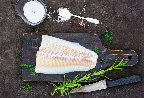 Ryba v rajské omáčce
