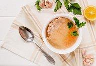 Vánoční rybí polévka