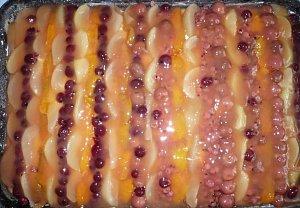 Ovocný koláč III.